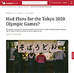 Had Plans for the Tokyo 2020 Olympic Games? MICHELIN Guide New York State